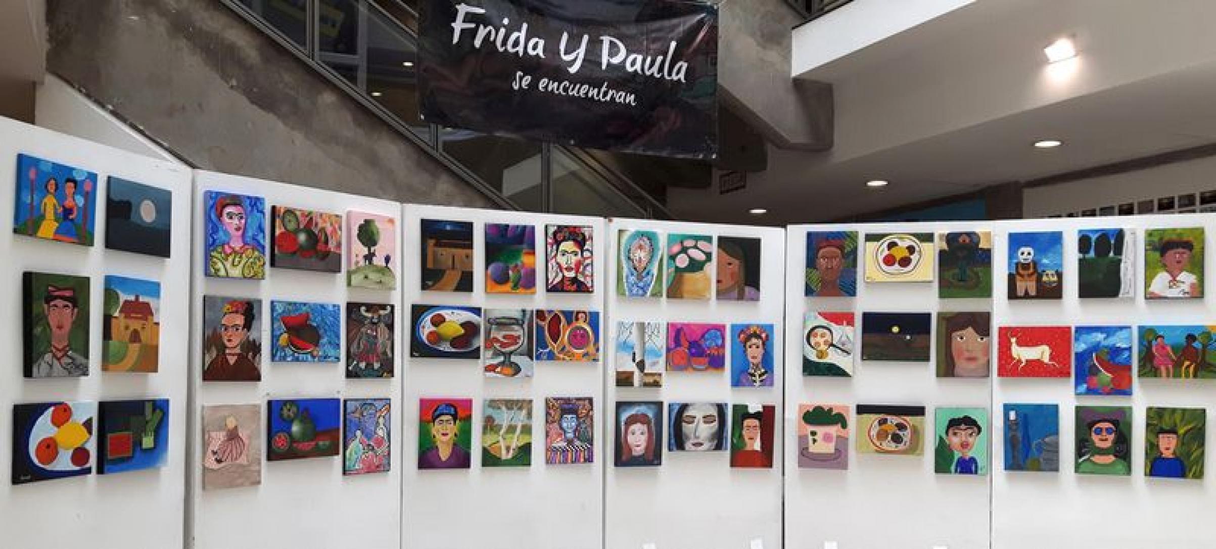 Frida Trifft Paula Austausch Macht Schule