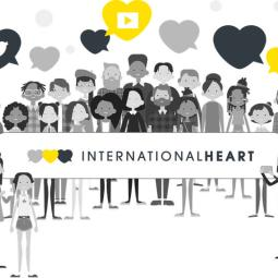 Aktionswoche #internationalheart 16.-22.09.2019